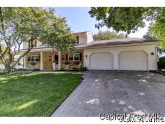 200 Gold Rd, Springfield, IL 62704 (MLS #187290) :: Killebrew & Co Real Estate Team