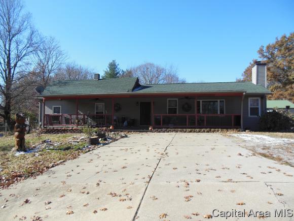 1041 N 2ND ST, Riverton, IL 62561 (MLS #187298) :: Killebrew RE