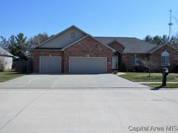 236 Prairie Grass Rd, Chatham, IL 62629 (MLS #187516) :: Killebrew RE