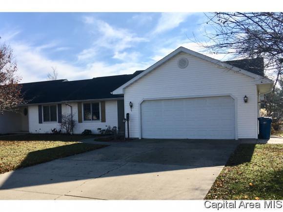 110 Willow Ln, Pleasant View, IL 62677 (MLS #187720) :: Killebrew RE