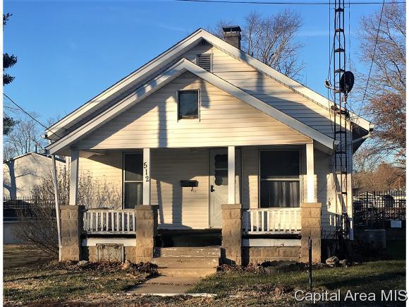 512 S Kennedy Ave, Auburn, IL 62615 (MLS #187727) :: Killebrew RE
