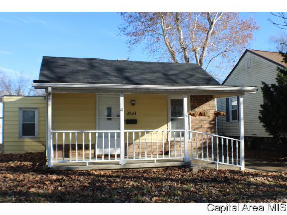 2624 S Price Ave, Springfield, IL 62704 (MLS #187761) :: Killebrew RE