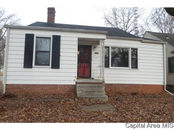 1728 N 7th Street, Springfield, IL 62702 (MLS #190321) :: Killebrew RE