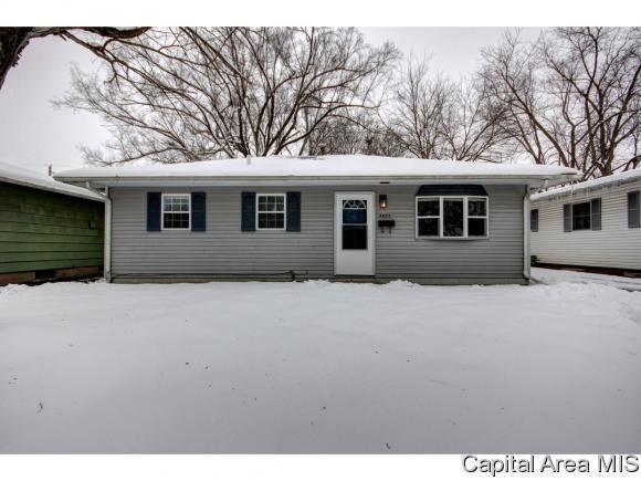 3625 Lancaster Rd, Springfield, IL 62703 (MLS #190322) :: Killebrew RE