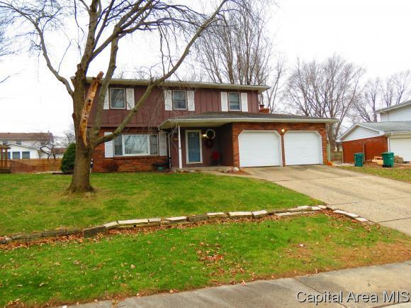 68 Marchelle Ave, Springfield, IL 62702 (MLS #190323) :: Killebrew RE