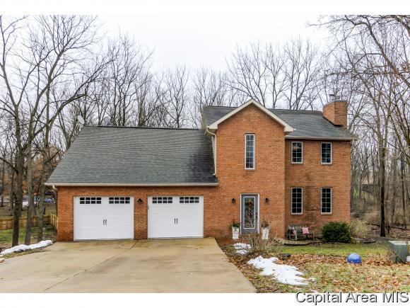 630 Crabapple Ln, Sherman, IL 62684 (MLS #190636) :: Killebrew - Real Estate Group