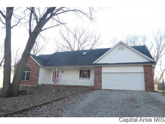 209 S 3rd Street, Riverton, IL 62561 (MLS #190976) :: Killebrew - Real Estate Group