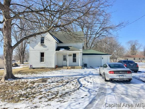 207 S Main St, Alexis, IL 61412 (MLS #191050) :: Killebrew - Real Estate Group