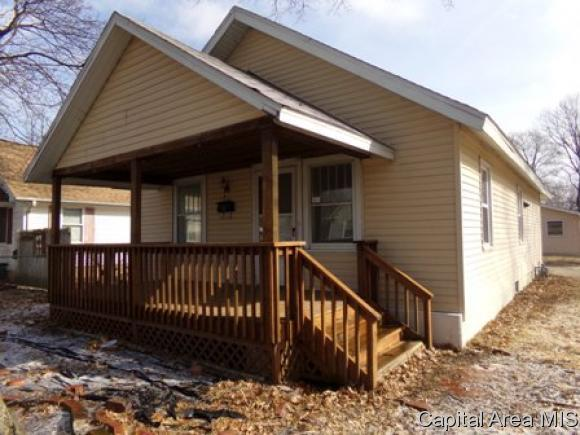 1578 N Gulick Ave, Decatur, IL 62526 (MLS #191053) :: Killebrew - Real Estate Group