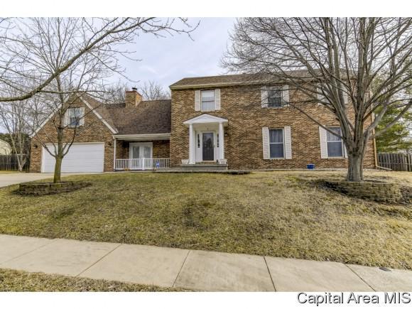 2 Brighton Rd, Springfield, IL 62702 (MLS #191054) :: Killebrew - Real Estate Group