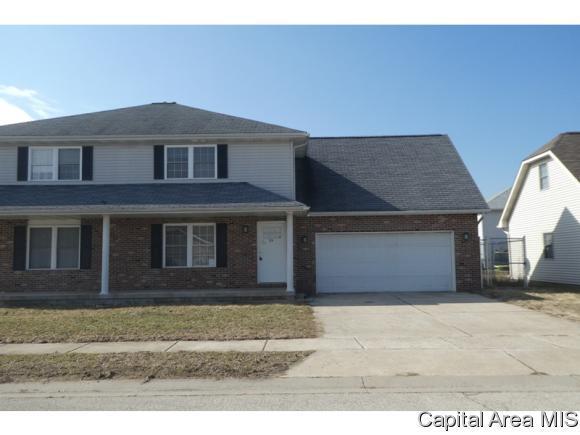 22B Dawson Circle, Riverton, IL 62561 (MLS #191400) :: Killebrew - Real Estate Group