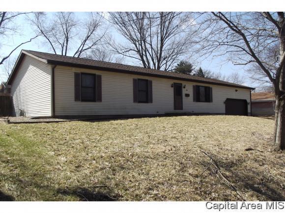 24 Bonniebrook Rd, Chatham, IL 62629 (MLS #191516) :: Killebrew - Real Estate Group