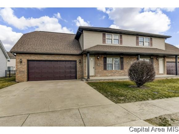 6 A Dawson Circle, Riverton, IL 62561 (MLS #191551) :: Killebrew - Real Estate Group