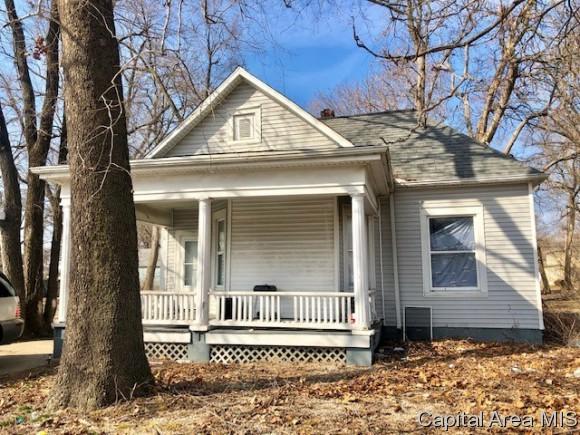 1315 E Cook St, Springfield, IL 62703 (MLS #191570) :: Killebrew - Real Estate Group