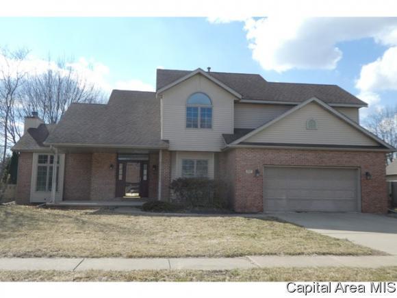 307 Breckenridge Road, Chatham, IL 62629 (MLS #191591) :: Killebrew - Real Estate Group