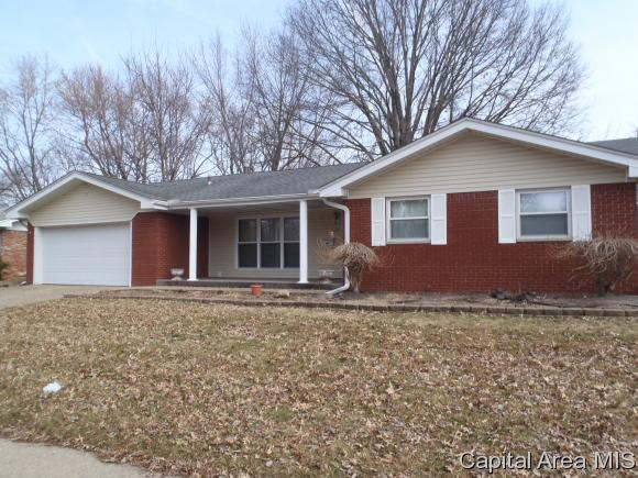 30 Andover Dr, Springfield, IL 62704 (MLS #191595) :: Killebrew - Real Estate Group