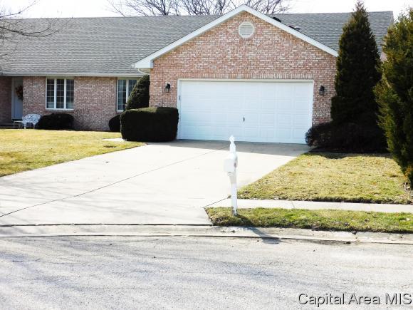 3505 Damyan Ct, Springfield, IL 62704 (MLS #191597) :: Killebrew - Real Estate Group