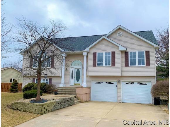3108 Winchester Cir., Galesburg, IL 61401 (MLS #191600) :: Killebrew - Real Estate Group