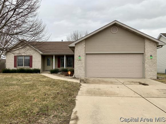 2400 Harrier Rd, Springfield, IL 62711 (MLS #191601) :: Killebrew - Real Estate Group