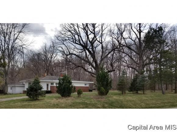 15982 Old Jacksonville Rd, New Berlin, IL 62670 (MLS #192128) :: Killebrew - Real Estate Group