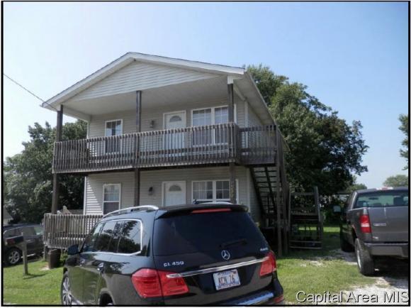 528 Piza St, Riverton, IL 62561 (MLS #192254) :: Killebrew - Real Estate Group