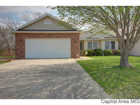 526 Brookside Glen, Sherman, IL 62684 (MLS #192283) :: Killebrew - Real Estate Group