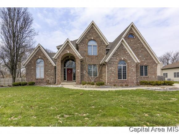 5 Briarwood Ln, Rochester, IL 62563 (MLS #192667) :: Killebrew - Real Estate Group