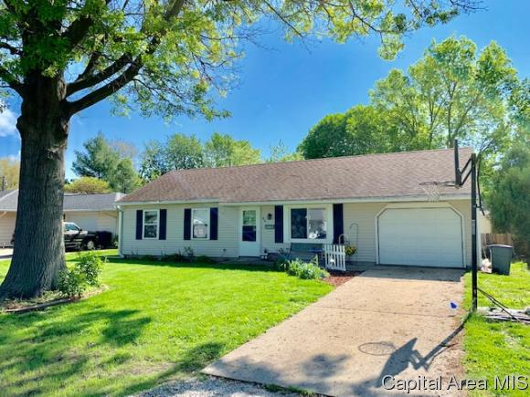 66 Downing Dr, Chatham, IL 62629 (MLS #192973) :: Killebrew - Real Estate Group