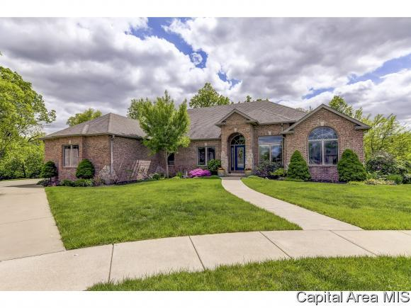 518 Walker Ridge, Rochester, IL 62563 (MLS #192995) :: Killebrew - Real Estate Group