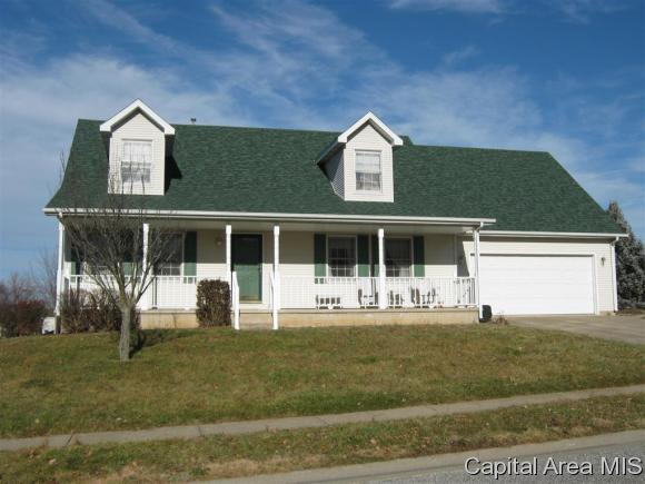 11 Belridge, Sherman, IL 62684 (MLS #193009) :: Killebrew - Real Estate Group