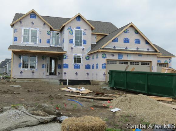 917 Boxwood Ct, Chatham, IL 62629 (MLS #193131) :: Killebrew - Real Estate Group