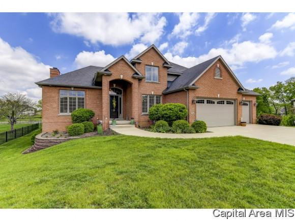 514 Chatsworth, Springfield, IL 62711 (MLS #193142) :: Killebrew - Real Estate Group