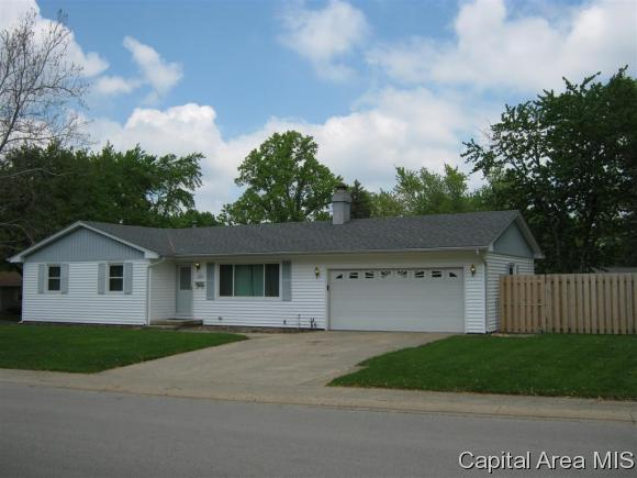 2005 Carol Ln., Springfield, IL 62702 (MLS #193152) :: Killebrew - Real Estate Group
