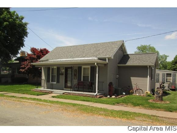 318 E Sherman St, White Hall, IL 62092 (MLS #193154) :: Killebrew - Real Estate Group