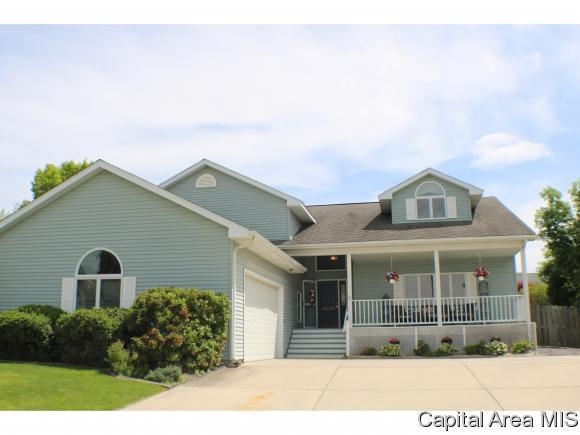 3620 Chelmsford Ct, Springfield, IL 62704 (MLS #193159) :: Killebrew - Real Estate Group