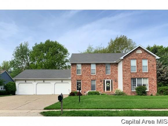 3101 Markwood Lane, Springfield, IL 62712 (MLS #193162) :: Killebrew - Real Estate Group
