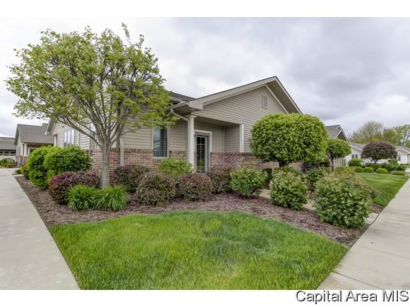 3424 Pinyon Drive, Springfield, IL 62711 (MLS #172209) :: Killebrew & Co Real Estate Team