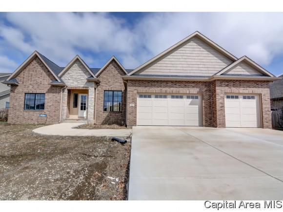 3605 Sandpiper, Springfield, IL 62711 (MLS #172805) :: Killebrew & Co Real Estate Team