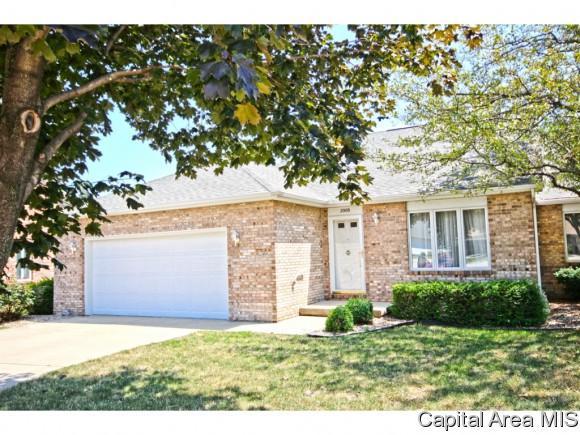 2008 Vista Lake Ct, Springfield, IL 62704 (MLS #174706) :: Killebrew & Co Real Estate Team