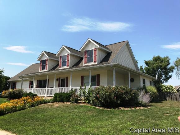 1601 Sumac Ln, Springfield, IL 62712 (MLS #174927) :: Killebrew & Co Real Estate Team