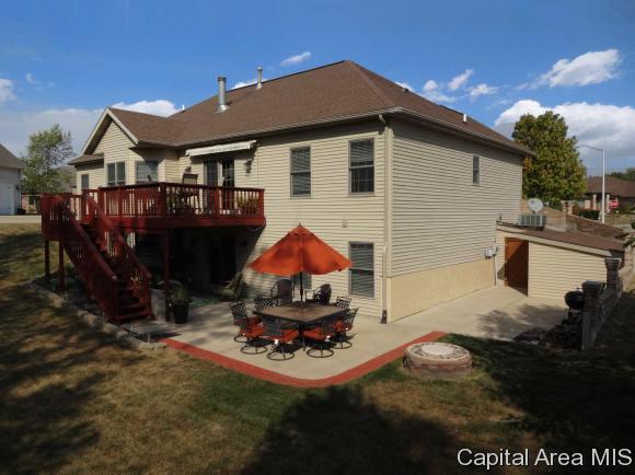 1501 Appalachian Trail, Rochester, IL 62563 (MLS #176698) :: Killebrew & Co Real Estate Team