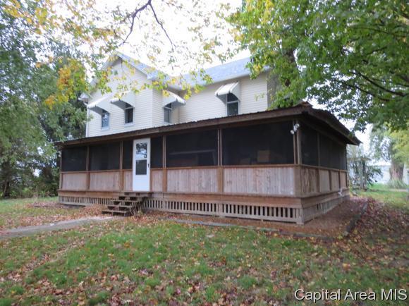 4758 Sturdy Rd, Rochester, IL 62563 (MLS #176832) :: Killebrew & Co Real Estate Team