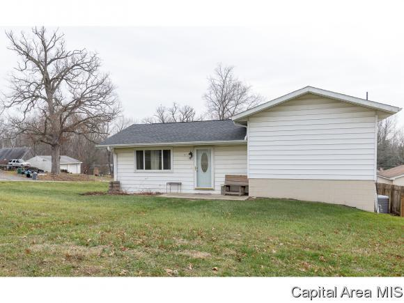 230 E Houston Street, Springfield, IL 62707 (MLS #176923) :: Killebrew & Co Real Estate Team
