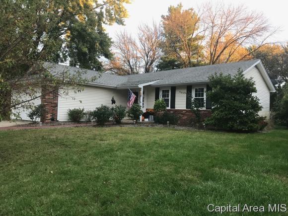 2940 Flowerbrook Ct, Springfield, IL 62702 (MLS #176969) :: Killebrew & Co Real Estate Team