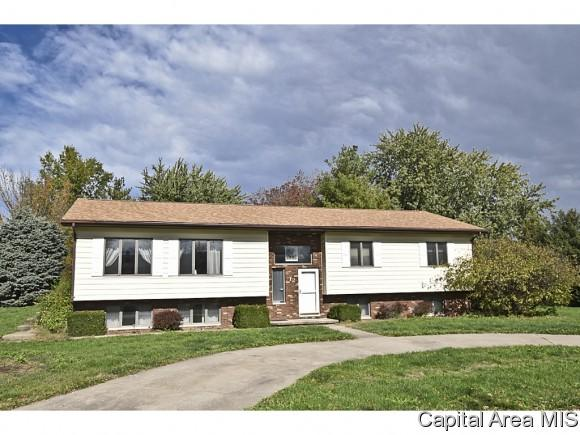 12 Hawthorn Ln, Pleasant Plains, IL 62677 (MLS #177007) :: Killebrew & Co Real Estate Team