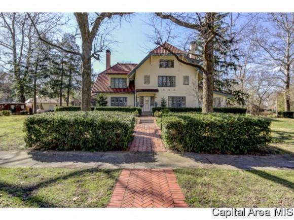 1703 S Wiggins Ave, Springfield, IL 62704 (MLS #177131) :: Killebrew & Co Real Estate Team