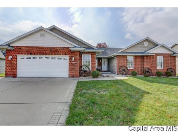 220 Willow Bay Ct, Sherman, IL 62684 (MLS #177390) :: Killebrew & Co Real Estate Team