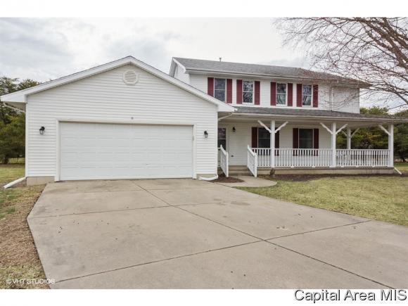 16 Lexington Court, Chatham, IL 62629 (MLS #177827) :: Killebrew & Co Real Estate Team