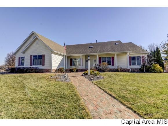 3224 Falcon Pt, Springfield, IL 62711 (MLS #180113) :: Killebrew & Co Real Estate Team