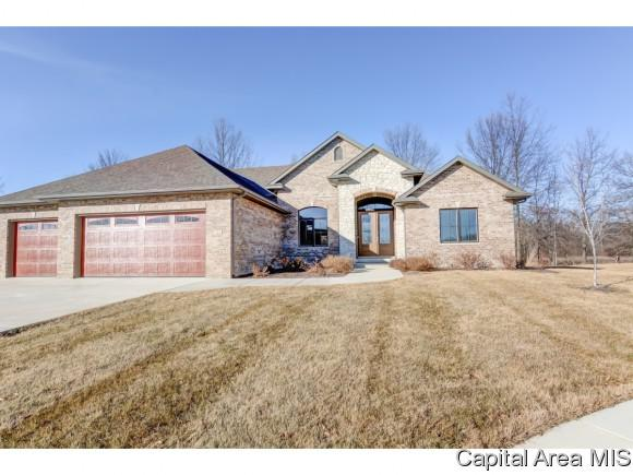 1911 Forest Gln, Chatham, IL 62629 (MLS #180550) :: Killebrew & Co Real Estate Team